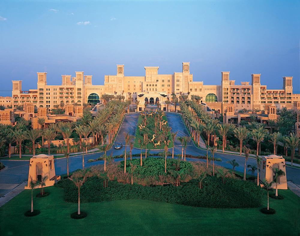 Kempinski Emirates Palace Stay of Distinction, Abu Dhabi, United Arab Emirates (UAE)