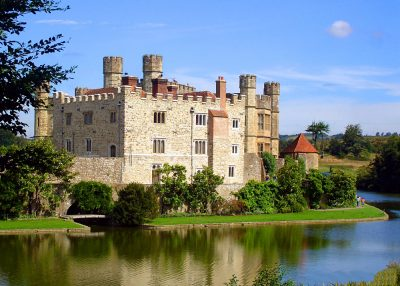 Leeds Castle, Kent, England, UK