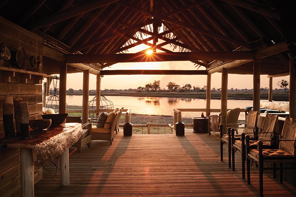 Belmond Eagle Island Lodge, Okavango, Botswana