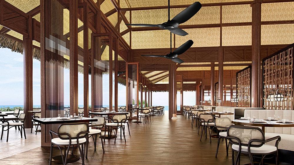 Conrad Bora Bora - Iriatai French Restaurant, Tahiti (French Polynesia)
