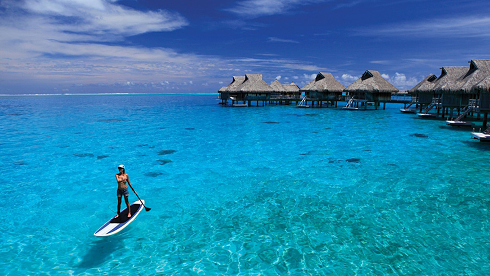 Your First Look at the New Conrad Bora Bora, in the Islands of ...