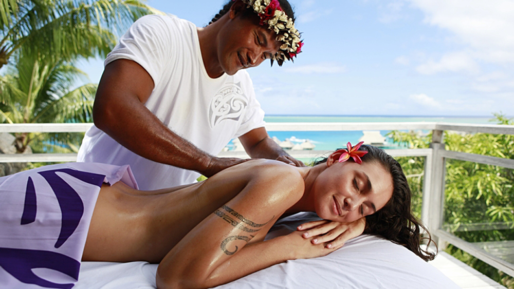 Conrad Bora Bora - Spa Treatment, Tahiti (French Polynesia)