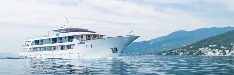 Katarina's Deluxe Ship, Infinity, Croatia