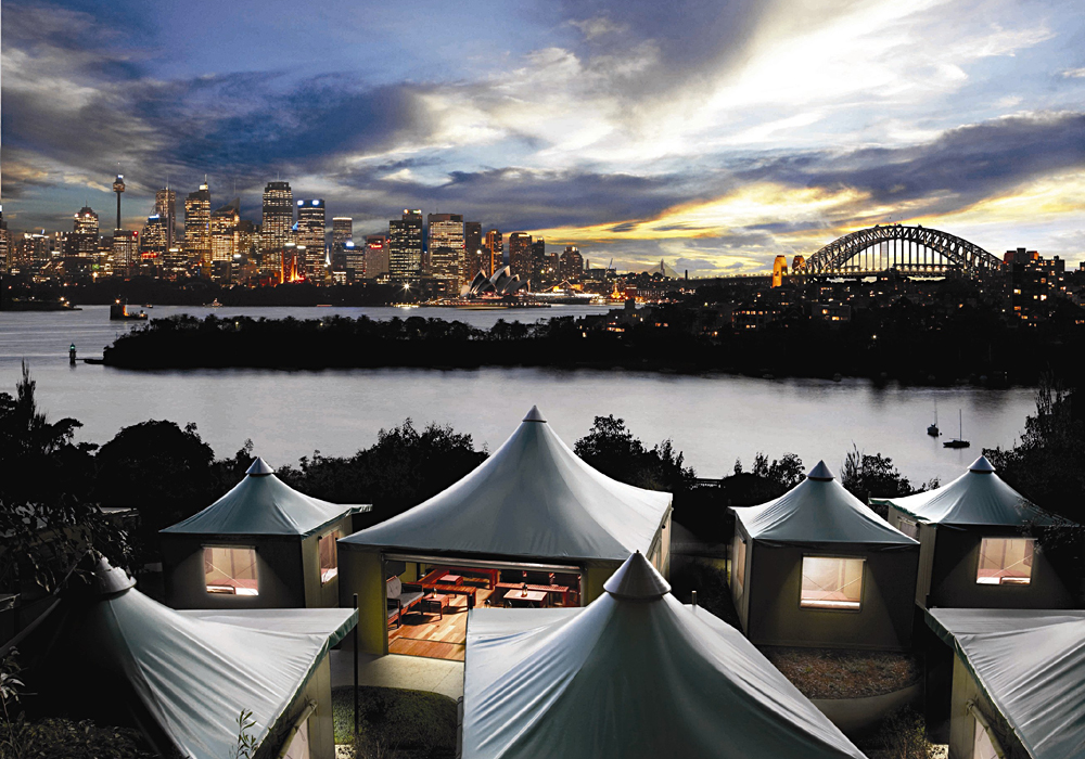 Taronga Zoo Camps in Sydney, Australia
