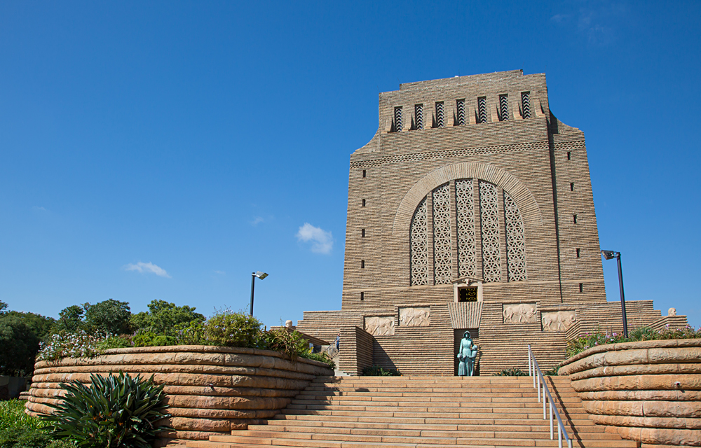 Voortrekker Monument in Pretoria, South Africa