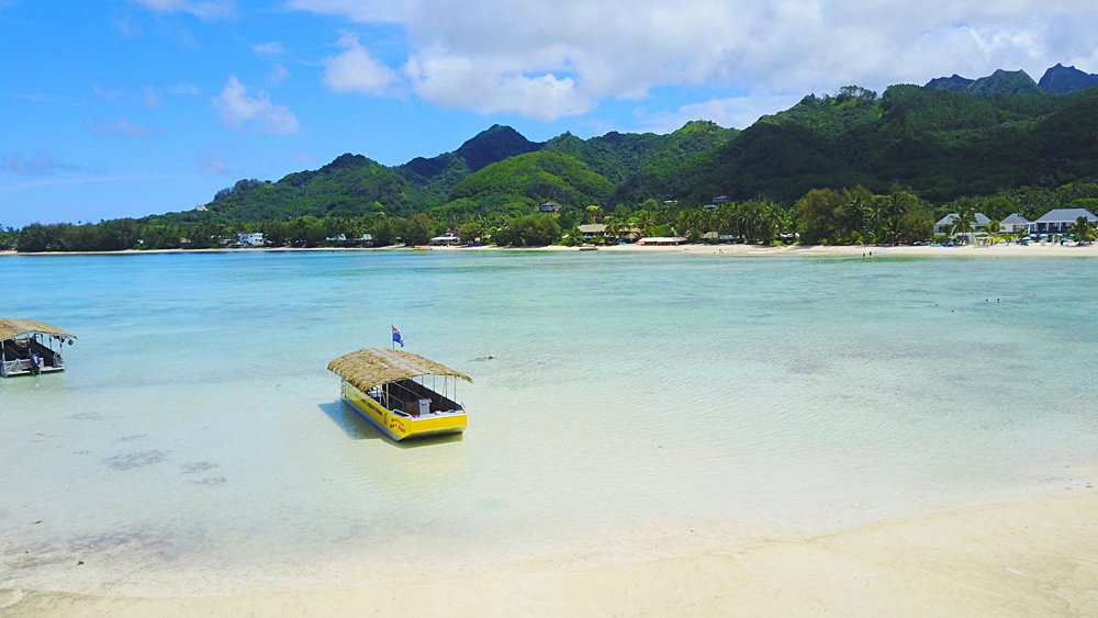 Alejandro - Muri Beach, Rarotonga, Cook Islands