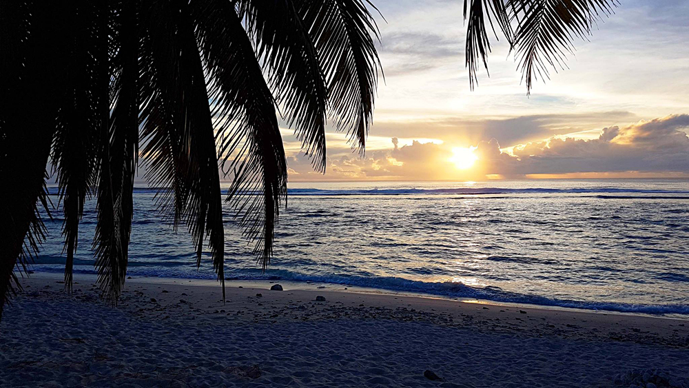 Alejandro - Rarotonga Sunset, Cook Islands