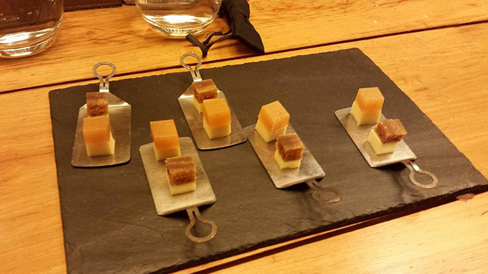 Chris Baines - The Argentine Experience - Cheese Picada, Buenos Aires, Argentina