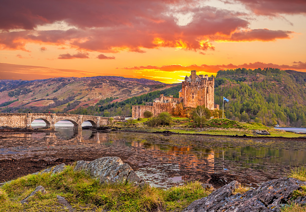 Bonnie Scotland Tours Offer More Than Heather Goway