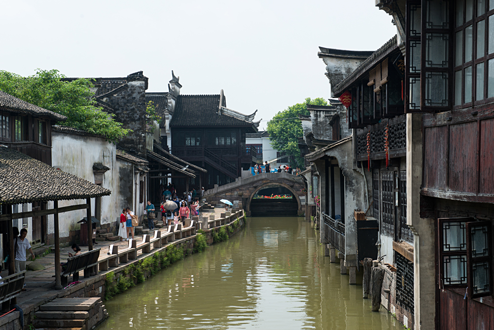 Flash Parker - Ancient and Picturesque Water Town of Wuzhen, China_43324
