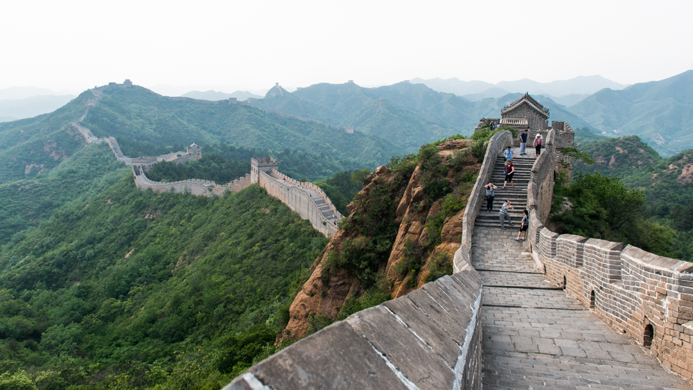 Flash Parker - Great Wall in the Jinshanling Section, Hebei Province, China_41502-2