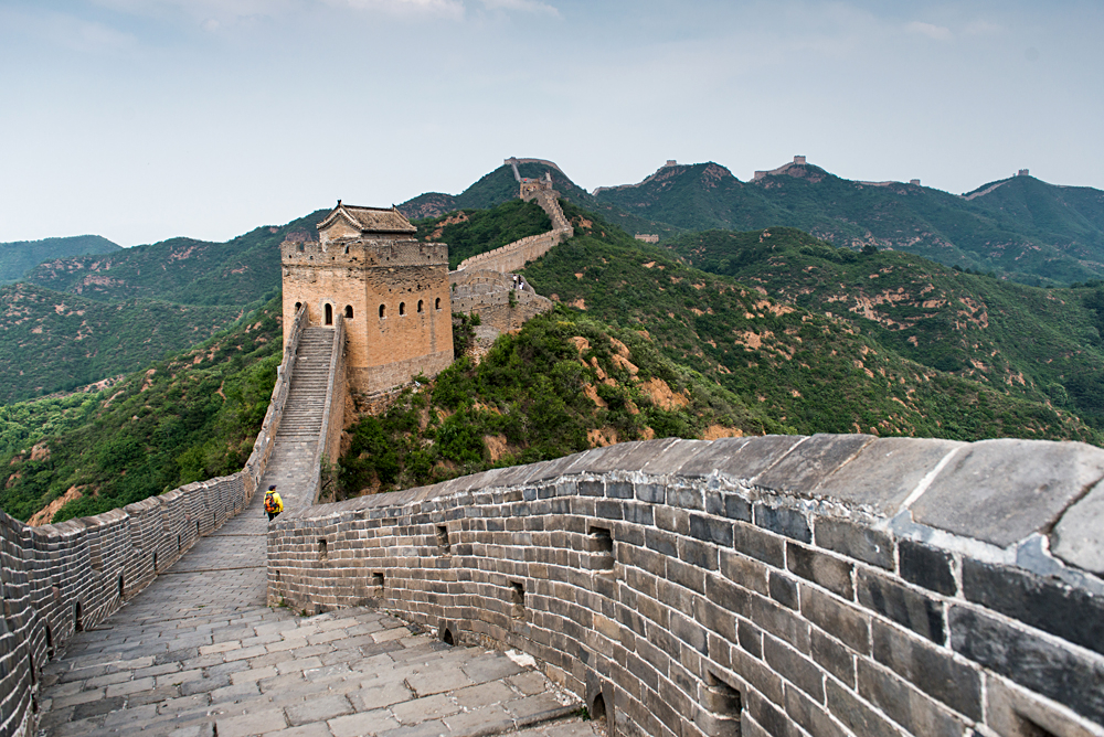 Flash Parker - Great Wall in the Jinshanling Section, Hebei Province, China_41506
