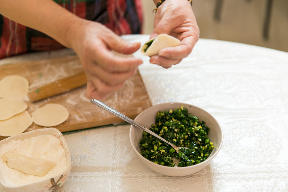 Flash Parker - Making Dumplings, Beijing, China_42003