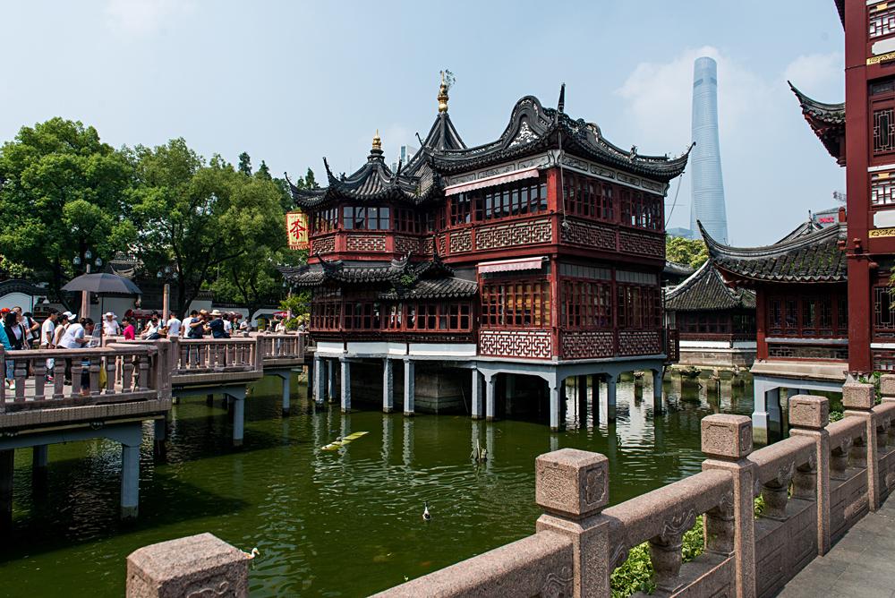 Flash Parker - Yu Yuan Gardens, Shanghai, China_43702
