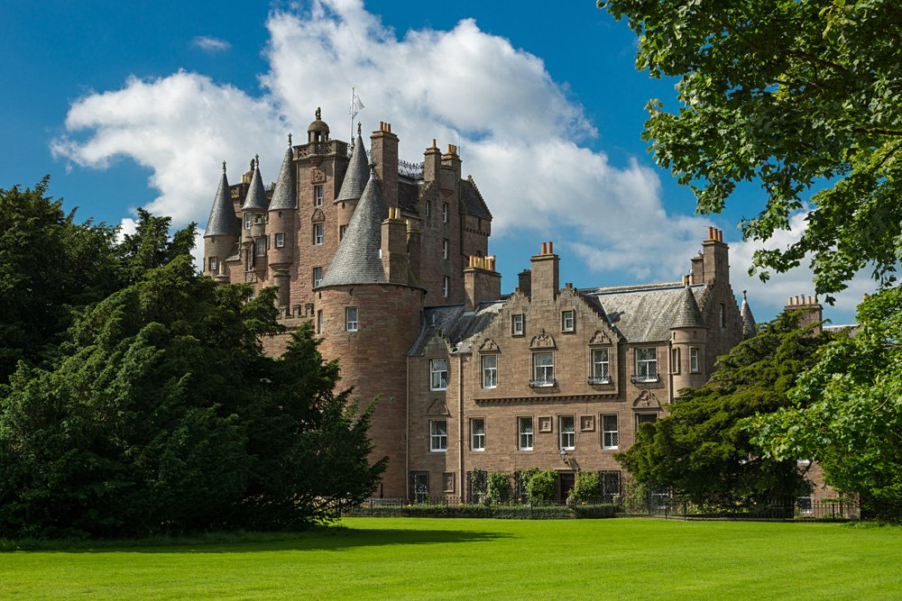 Glamis Castle, Scotland, UK (United Kingdom)