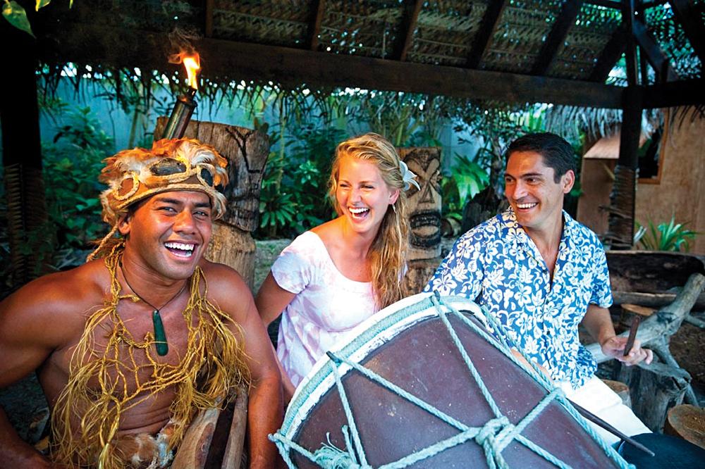Highland Paradise Cultural Centre Tour, Rarotonga, Cook Islands