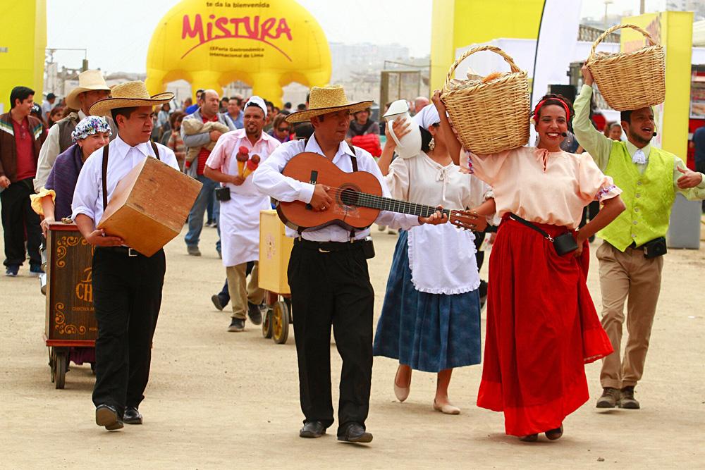 Meet Me At Mistura - Mistura, Lima, Peru