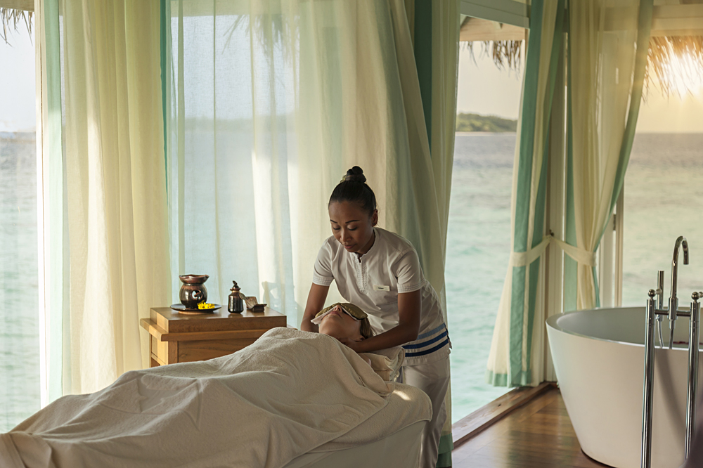 Anantara Kihavah Maldives Villas - Anantara Spa Treatment