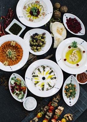 Anantara Kihavah Maldives Villas - Arabic Dishes