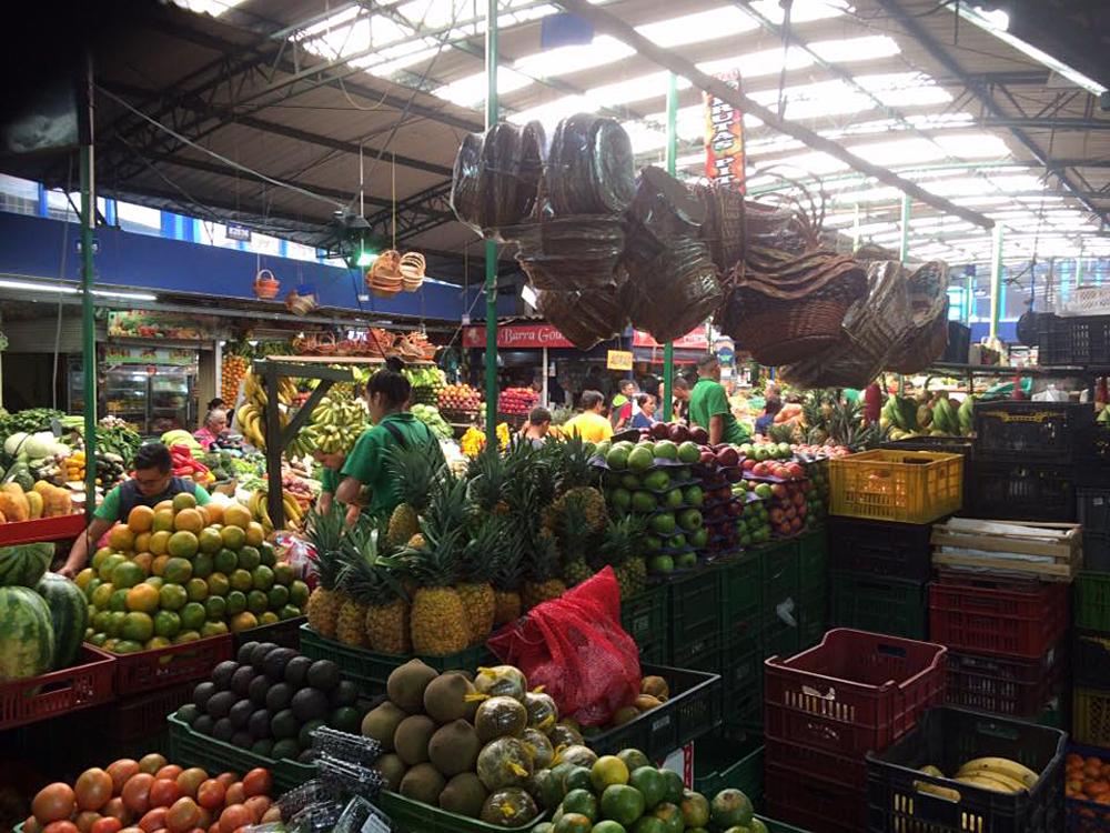 Emma Cottis - Paloquemao Market, Bogota, Colombia