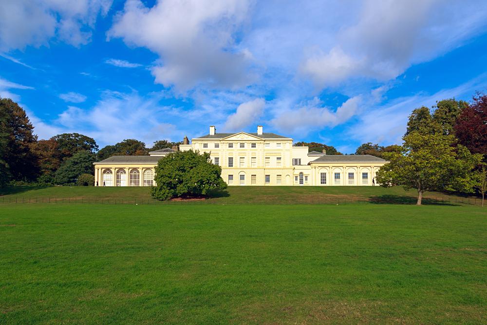 Kenwood House, former stately home in Hampstead Heath, London, England, UK (United Kingdom)