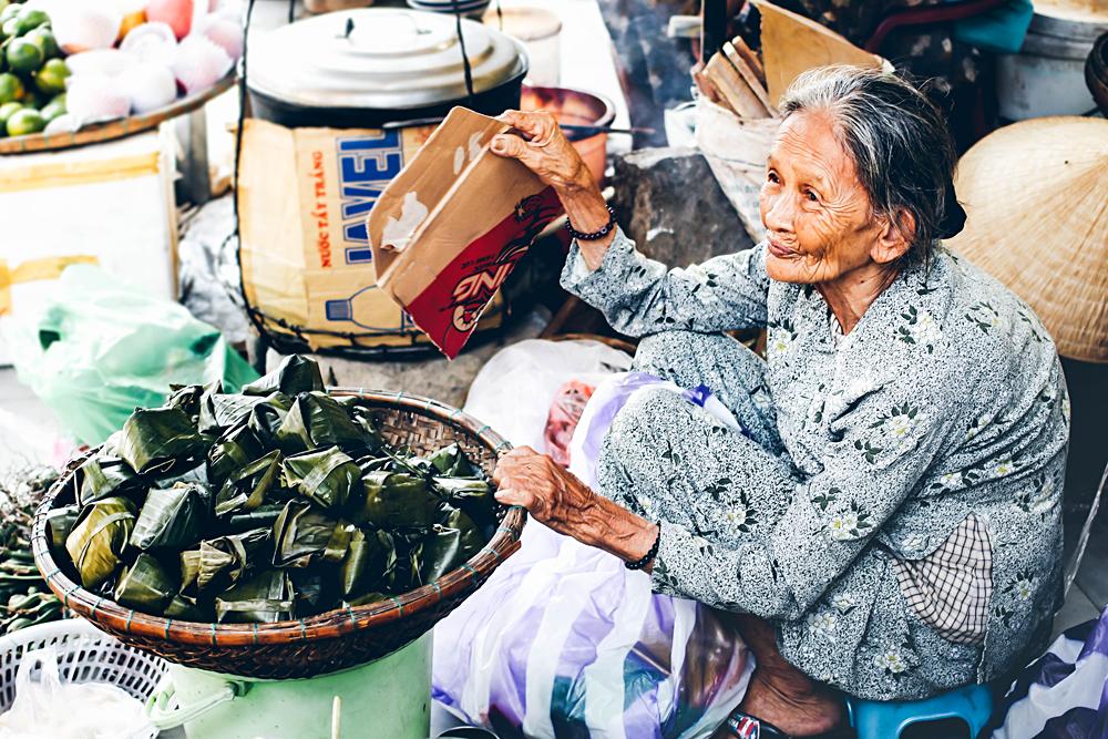 Michaela Trimble - Faces of Vietnam