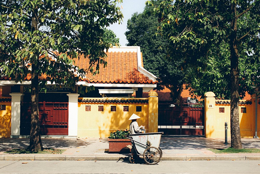 Michaela Trimble - Hanoi, Vietnam