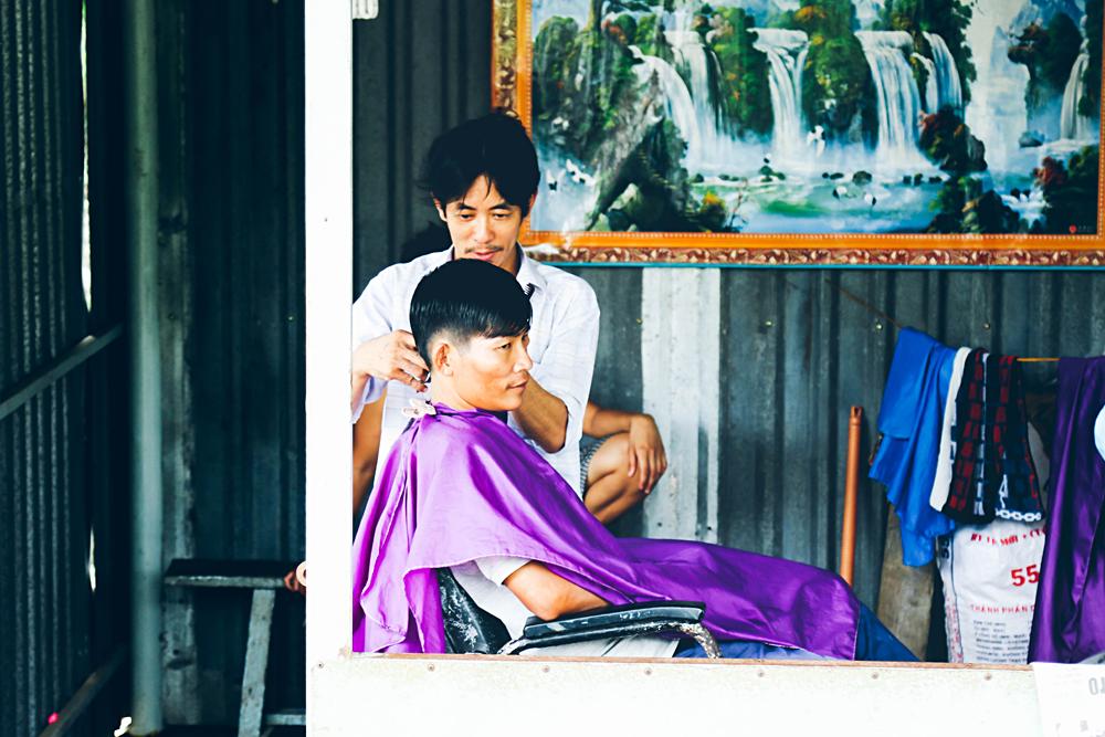 Michaela Trimble - Life Along the Mekong, Vietnam