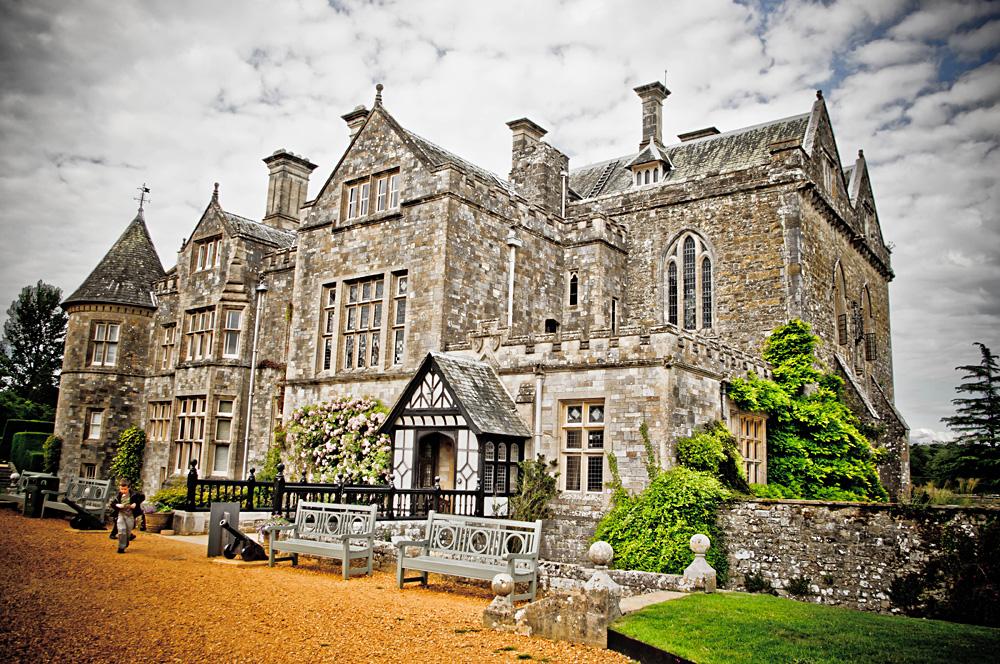 Palace House, Beaulieu, England, UK (United Kingdom)