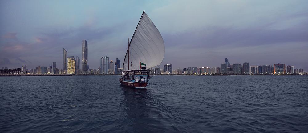 Abu Dhabi Skyline, United Arab Emirates (UAE) - Photo Courtesty of Abu Dhabi Tourism & Culture Authority