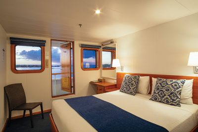 Captain Cook Cruises - Stateroom, Fiji