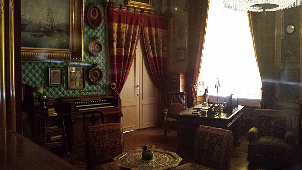 Christian Baines - Royal Palace Room, Stockholm, Sweden