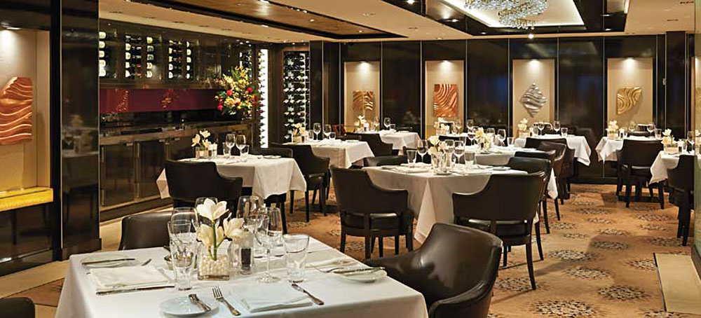 Norwegian Cruise Line (NCL) - The Haven Restaurant (Private Access for Guests of The Haven Only)