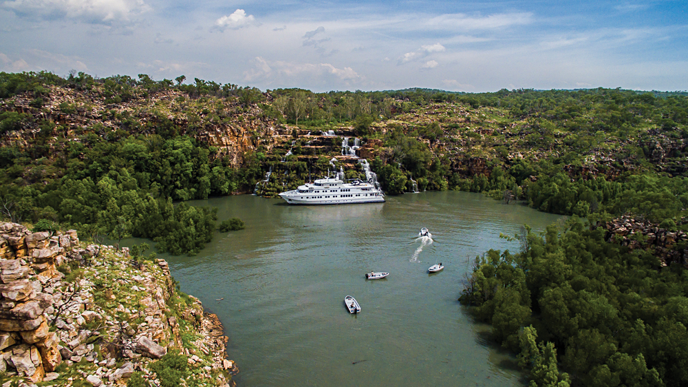 True North Adventure Cruise - True North in the Kimberley, Western Australia, Australia