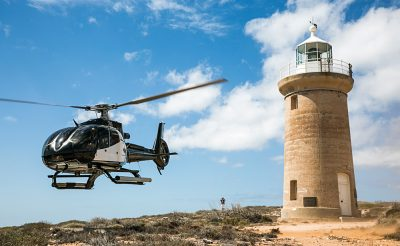 True North Adventure Cruises - True North travels with an onboard helicopter