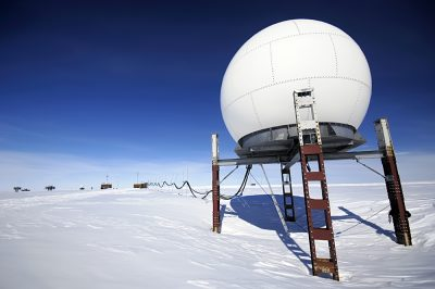 Antarctic Research Station, Antarctica