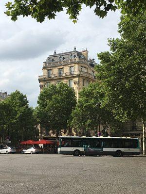 Aren Bergstrom - Place Victor Hugo, Paris, France