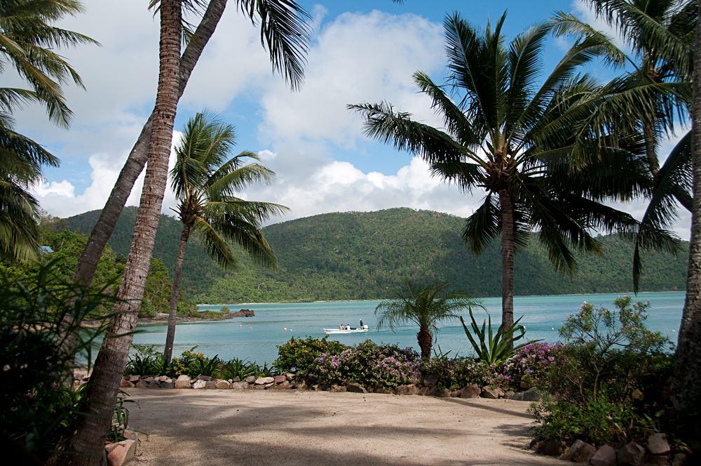 Palm Bay, Long Island, Whitsundays, Queensland, Australia