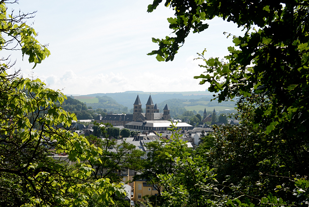 View of Echternach, Luxembourg