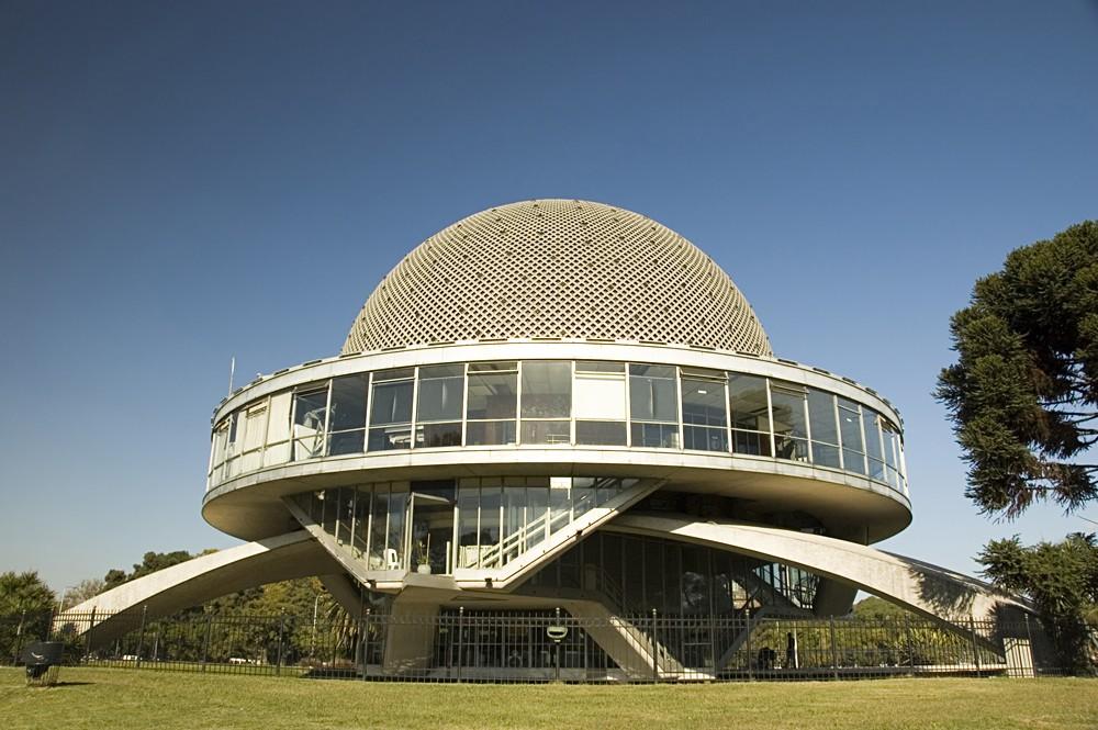 Galileo Galilei Planetarium in Buenos Aires, Argentina