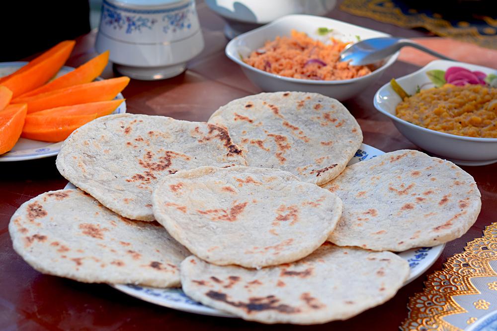 Huni Roshi - Maldives Flat Bread