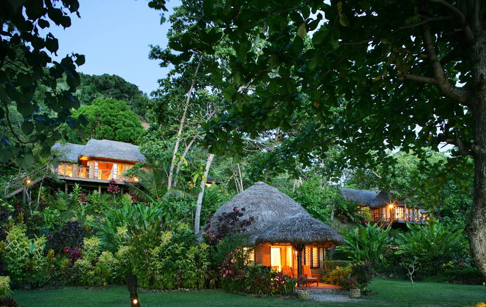 Matangi Private Islands Resort - Tree House Bures, Fiji