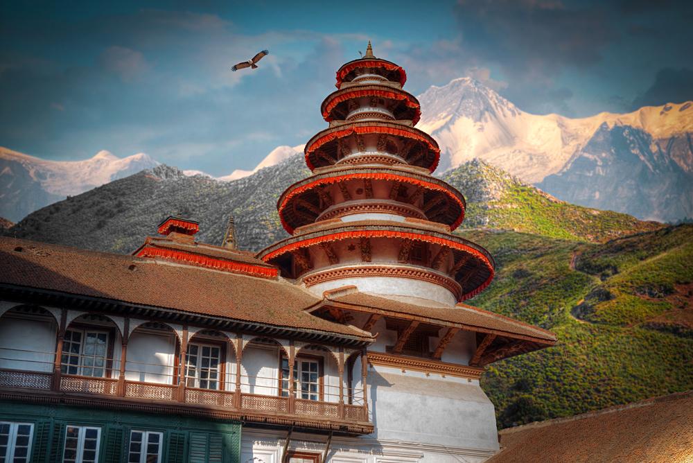 Patan, ancient city in Kathmandu Valley, Nepal