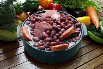 Purple Bean Feijoada, Rio's Signature Dish, Brazil