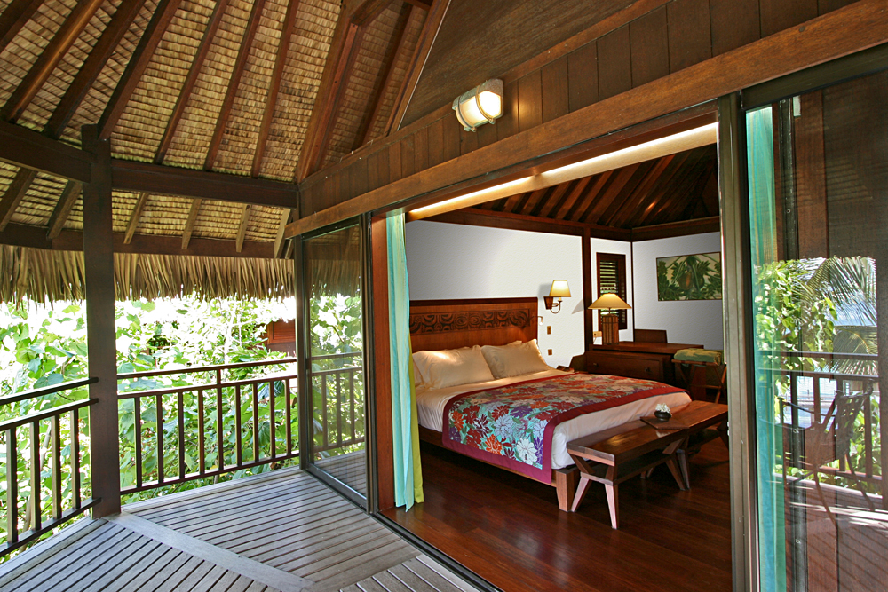 Sofitel Bora Bora Private Island Resort - Luxury Lodge Interior, Tahiti (French Polynesia)