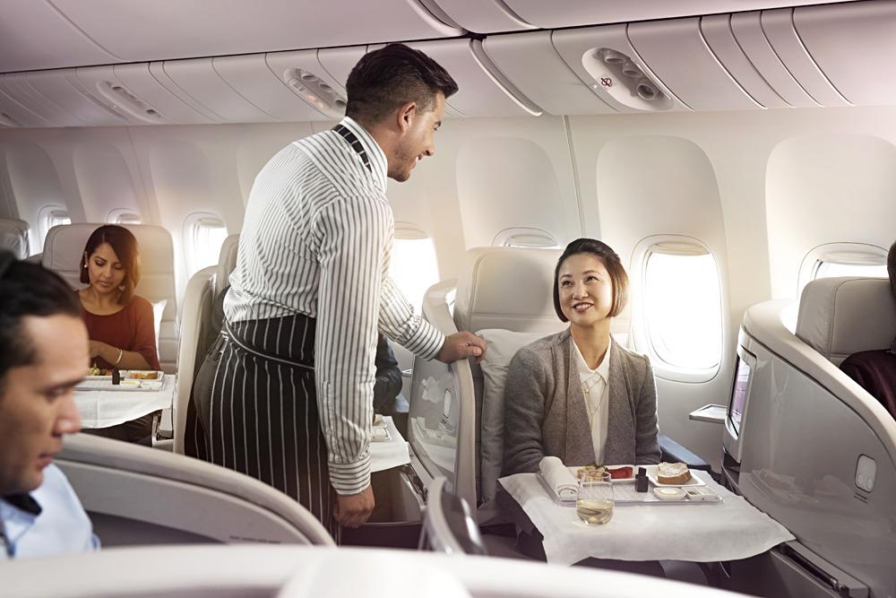 Air New Zealand - Business Premier - 0001695