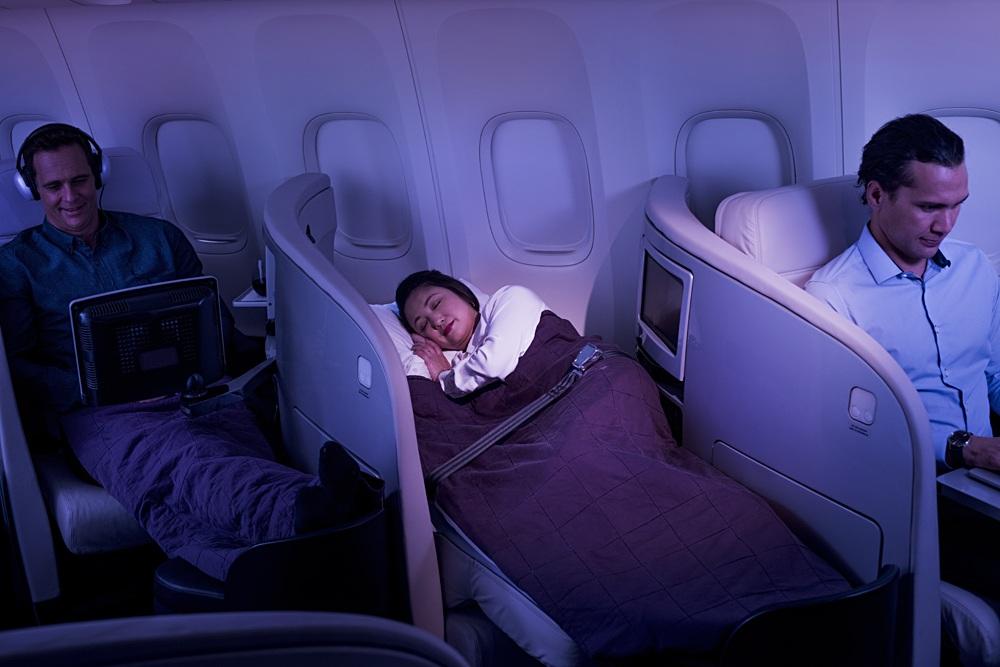Air New Zealand - Business Premier 0001699