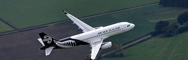 Air New Zealand - New Livery