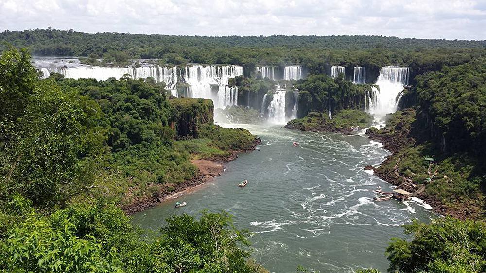 Christian Baines - Iguassu Falls - First Look, Brazil Argentina