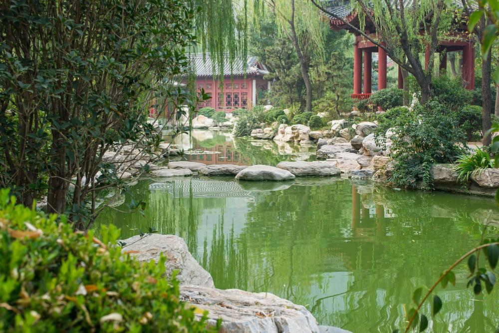 Huaqing Hot Springs, Xian, China